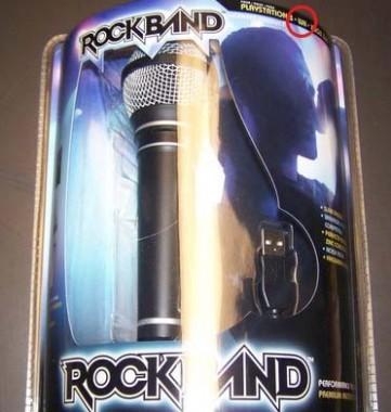 Rumor: Rock Band para Wii