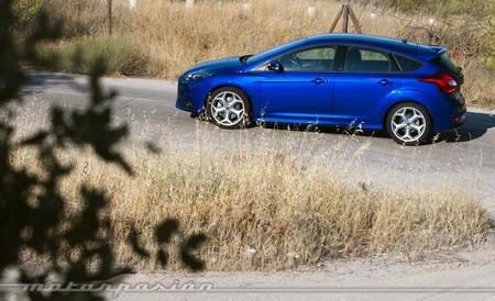 Ford Focus ST 2014, presentación en Goodwood este viernes