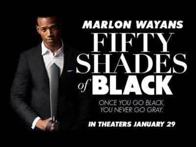 '50 sombras de negro', tráiler y cartel de la parodia con Marlon Wayans