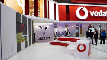 Vodafone busca impulsar la venta de móviles a plazos y regalará 10 gigas durante un año