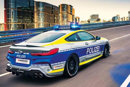 Bmw M850i Polizei Por Ac Schnitzer 8