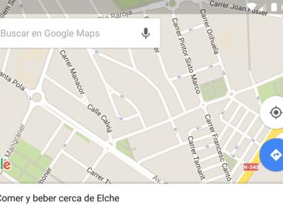 Google Maps 9.26: notificaciones de lugares nuevos, búsqueda en rutas a pie y bicicleta, y más