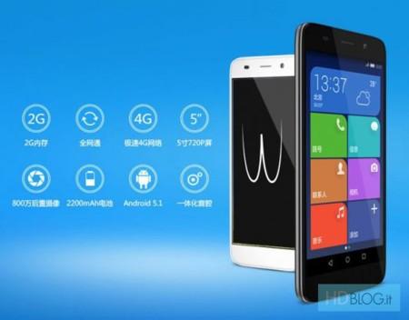 Honor 4A ya es oficial en China, con chipset Snapdragon 210 y precio muy ajustado