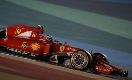 GP Bahrein F1: A Kimi Raikkonen le faltó una vuelta para ganar a Lewis Hamilton