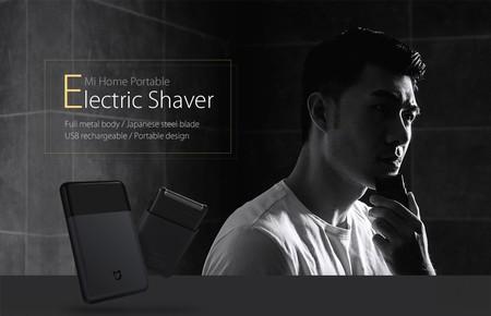 Día del Padre: afeitadora Xiaomi Mi Electric Shaver, con USB-C, por 29,54 euros y envío gratis