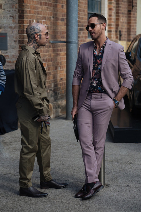 Mens Street Style Fashion 1