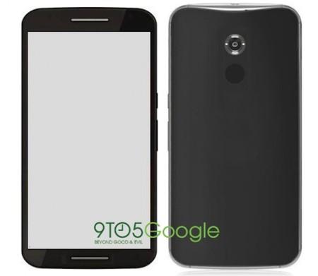 Filtrada la primer imagen del Moto Shamu, el posible Nexus 6