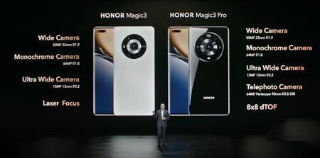 Honor Magic3 Pro 3