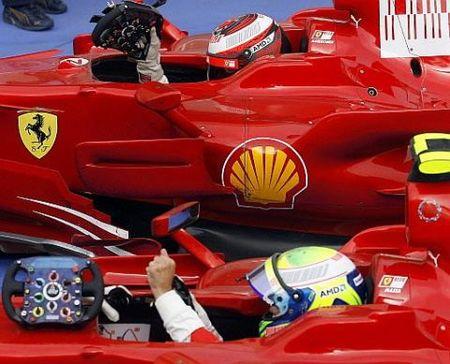 Felipe Massa se exhibe en el doblete de Ferrari en Bahrein