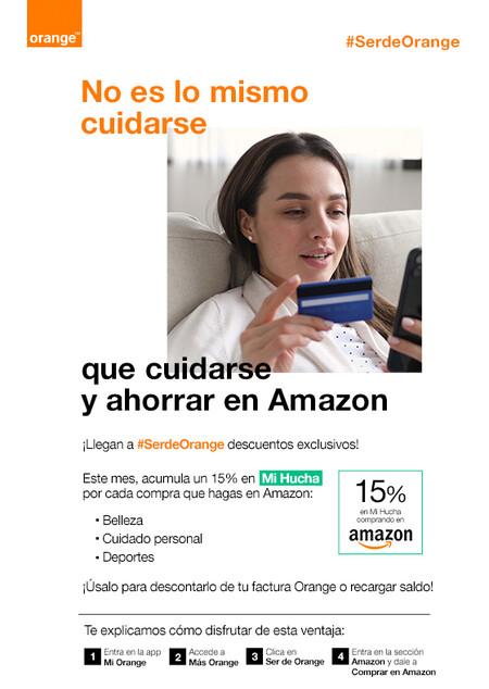 Orange Amazon