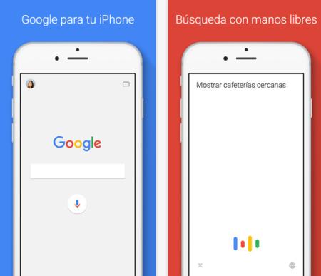 Google añadirá la función «me siento curioso» en su aplicación para iPhone