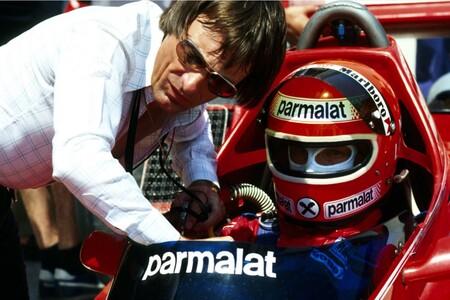 Lauda Ecclestone Suecia F1 1978