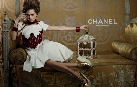 Karl Lagerfeld tiene una obsesión y se llama Cara Delevingne