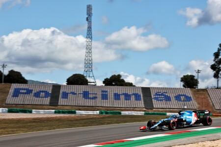 Alonso Portugal F1 2021