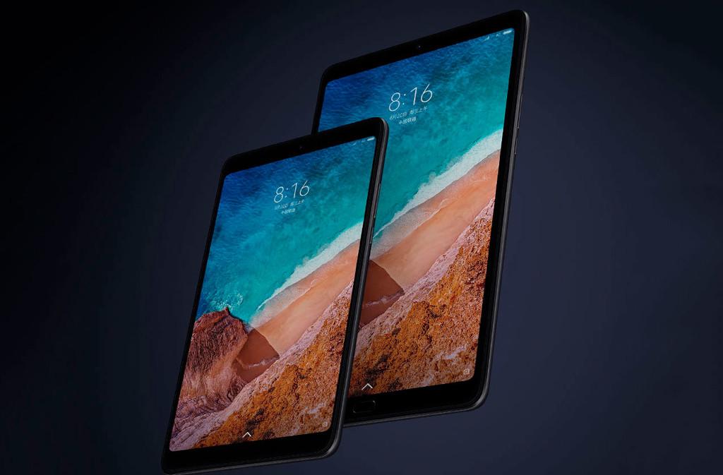 Xiaomi Mi Pad 4 y 4 Plus