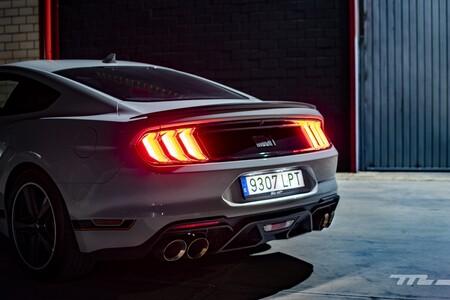 Ford Mustang Mach 1 2021 Prueba 008