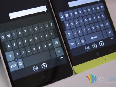 Microsoft: 'exportará' el teclado de Windows Phone al iPhone