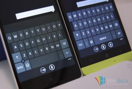 Microsoft: 'exportará' el teclado de Windows Phone al iPhone