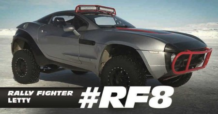 F8 Rally Fighter