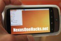 Instalan Ubuntu en un Nexus One