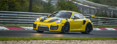 El Porsche 911 GT2 RS ya tiene su récord en Nürburgring: ¡6 minutos y 47 segundos, en vídeo!