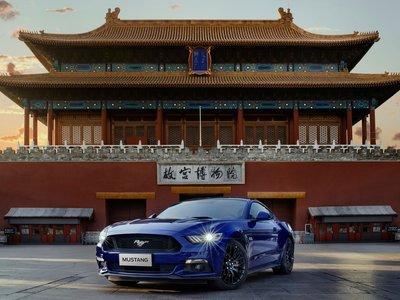 ¡El deportivo más vendido en todo el mundo! 150.000 nuevos Ford Mustang salieron a cabalgar en 2016
