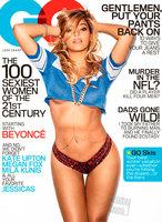 Beyoncé, de entre las buenorras, la más de GQ