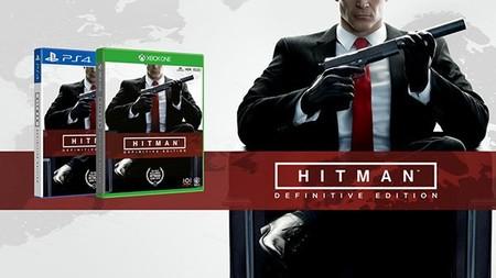 Hitman Definitive Edition Box