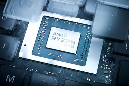 Nuevos procesadores Ryzen PRO 4000 para laptops ultradelgadas: así es como AMD ahora se lanza con todo contra los Intel vPro