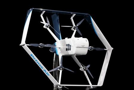 """Los drones de Amazon Prime Air se desploman en Reino Unido: más de 100 despidos en un proyecto """"disfuncional"""""""