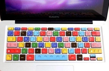 Convierte tu teclado... en un teclado LEGO
