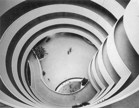 Dormir en el Guggenheim de Nueva York