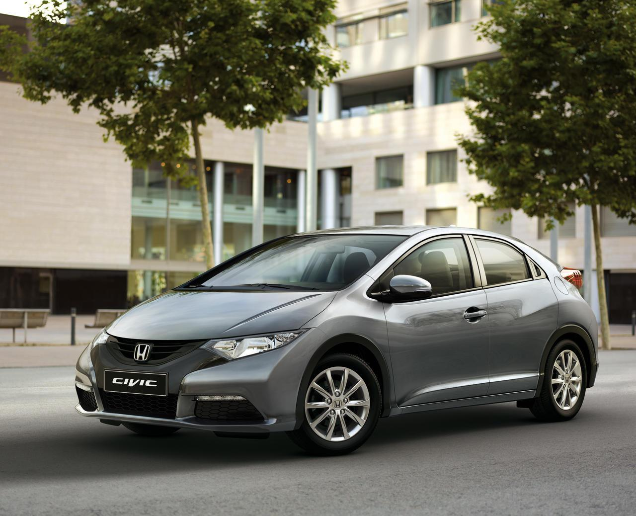 Foto de Honda Civic 2012 (98/153)