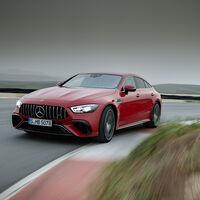 Mercedes-AGM GT 63 E Performance: un sedán deportivo de más de 800 hp y 1,000 lb-pie capaz del 0-100 en 2.9 segundos