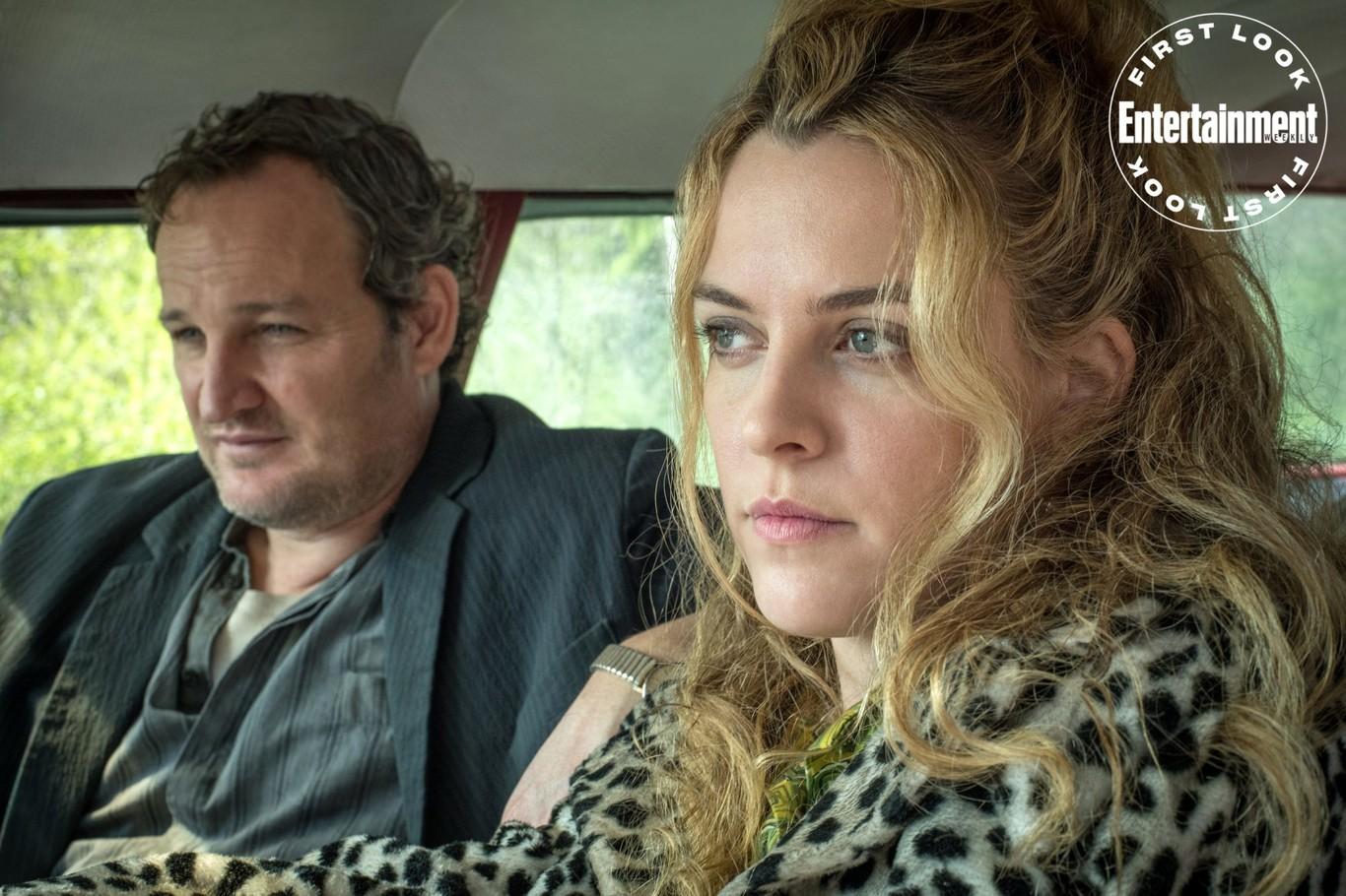 The Devil All the Time Netflix Eliza Scanlen, Jason Clarke