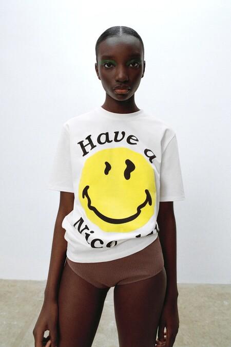 Zara Smiley Happy Collection 04