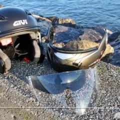 Foto 29 de 38 de la galería givi-x-09-prueba-del-casco-modular-convertible-a-jet en Motorpasion Moto
