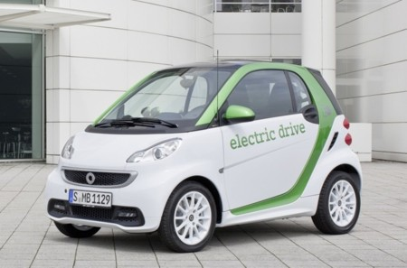 Smart ForTwo Electric Drive 2012 01