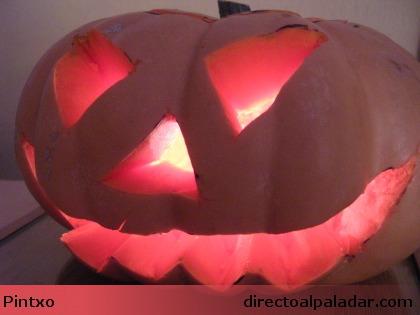 Haz tu calabaza de Halloween