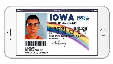 Licencia Conducir Smartphone