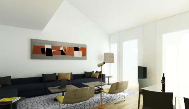 Foto de Génova 5 Prime Residence, un edificio vintage de Madrid totalmente renovado para alojarte (1/6)