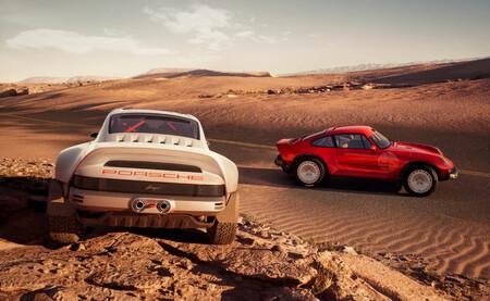 Singer Porsche 911 Sc Rally Dakar Acs