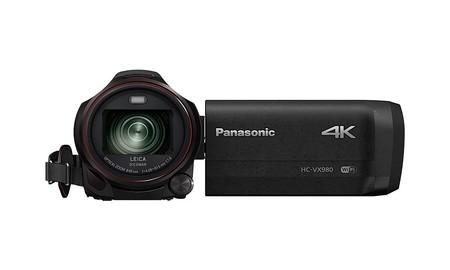 Para aficionados al vídeo, la Panasonic HC-VX980EG-K, ahora en Amazon sólo cuesta 441,20 euros