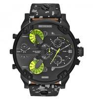Mr. Daddy 2.0 Camo, el reloj camuflaje de Diesel