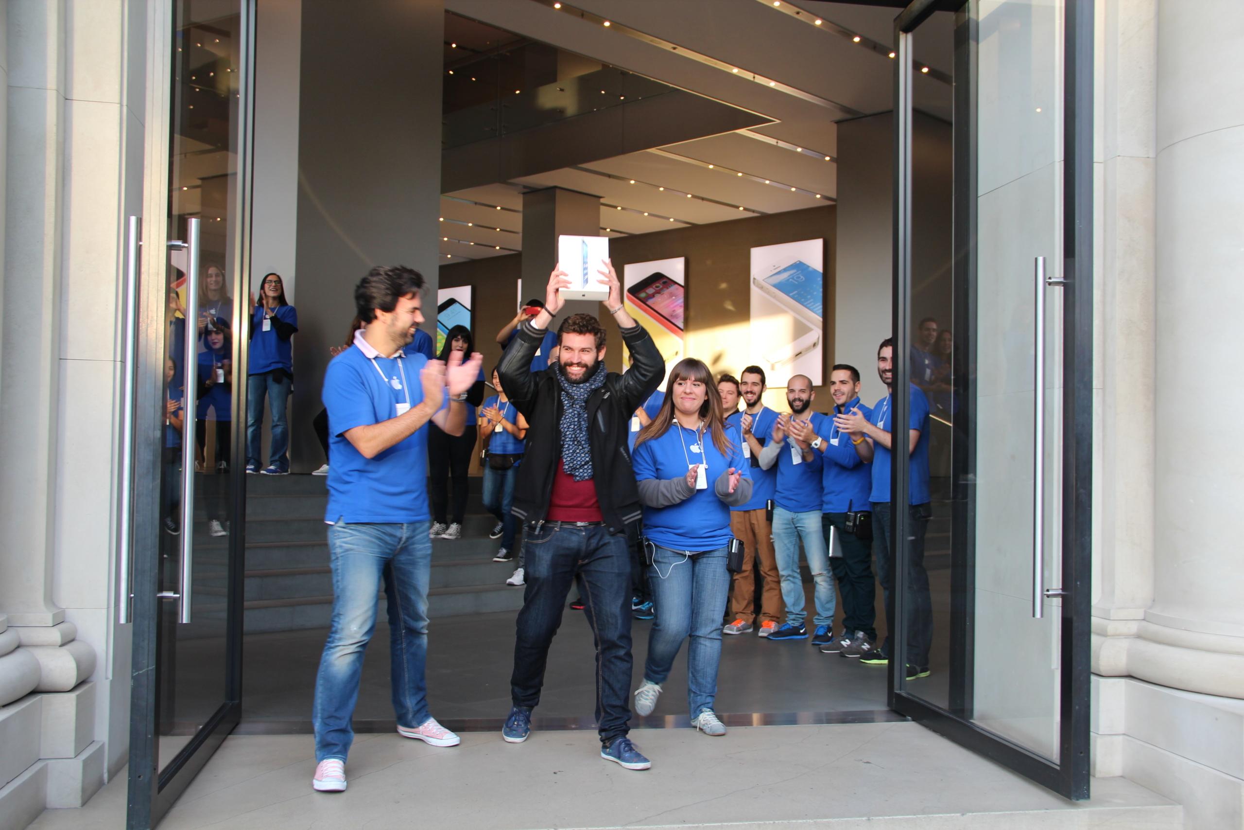 Foto de Lanzamiento del iPad Air en Barcelona (23/30)