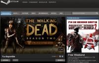 Música, películas y televisión de camino a Steam