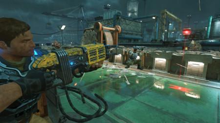 Las microtransacciones cosméticas estarán presentes en Gears of War 4