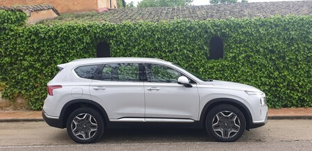 Hyundai Santa Fe 2021 Prueba Contacto 037