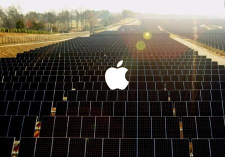 Apple está trabajando para generar 4 gigavatios más de energía limpia