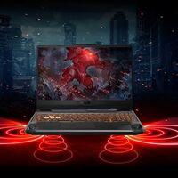 A precio mínimo y por 900 euros, tienes en Amazon potencia portátil para jugar con el ASUS TUF Gaming A15 FA506II-BQ029